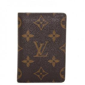 Porta Cartões Louis Vuitton Couro Legitimo Envio Imediato Lv