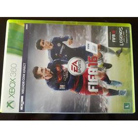 Xbox 360:fifa 16/game Of Thrones/the Crew