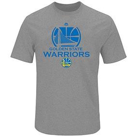 Nba Golden State Warriors Niños Unisex Nba Youth Heather Clu 1b38519cc63