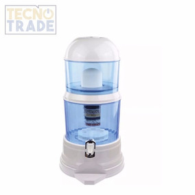 Purificador De Agua Con Filtro Alcalina Incluye Iva