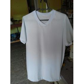 Kit 10 Camiseta 100 % Poliéster Para Sublimação