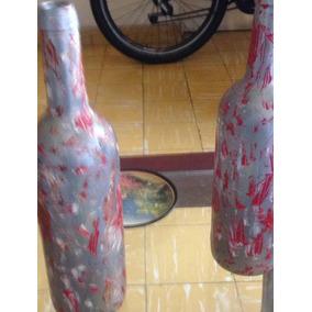 Botellas Decorativas