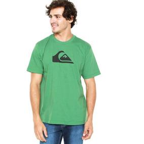 9b773ac686bc7 Camiseta Quiksilver Mountain Exclusiva Lancamento - Camisetas e ...
