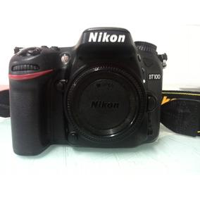 Cuerpo De Camara Nikon D7100 De Alta Gama