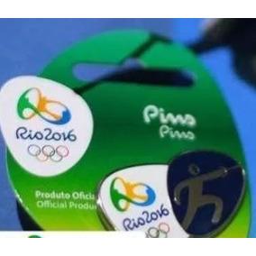 Pin Rio 2016 Esgrima - Olimpiadas