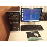 Computadora Escritorio Hp Pavilion 320 Gb 1 Gb Ram Pentium