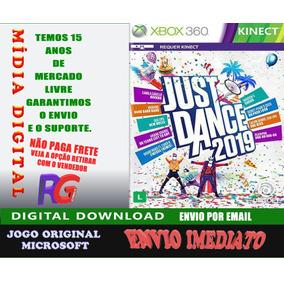 Just Dance 2019 Xbox 360 Midia Digital Roraima Games