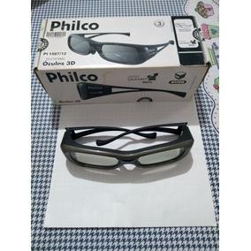 Óculos 3d Bateria De Lítio E Ergonômico Philco Bivolt. R  85 d8e172a7ab