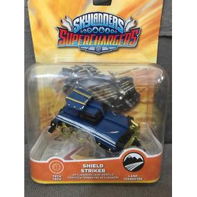 Shield Striker Skylanders Supercharger Lacrado