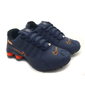 pick up 2e4c8 00600 Nike Shox Nz Original - Pronta Entrega C envio Imediato 24 H