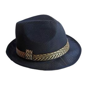 Chapeu De Malandro Preto - Acessórios da Moda no Mercado Livre Brasil d5516f03995