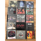 Cd - Cds Coleccion Metal - Hard Rock