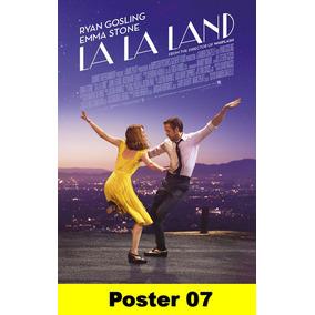 Poster Cartaz La La Land - Cantando Estações 30x40 #007