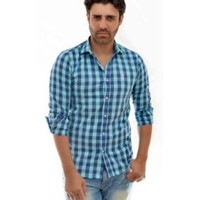 e584aca8b Camisa Xadrez Sergio K