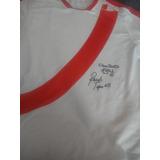 Camiseta De Peru Autografiada