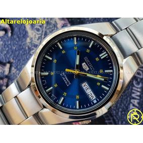 Relógio Seiko Masculino Automático Clássico Snk615k1