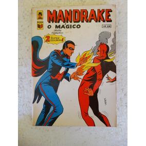 Mandrake Nº 24! Editora Saber 1973!