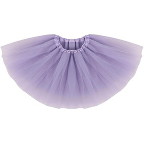 Lavender - Girl/2-8years - Princess Tutu Falda Ballet F-0246