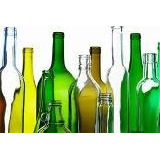 Botellas De Vino Cortadas Diversos Usos