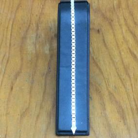Pulsera De Plata Ley 925 Estilo Toretto Ttr01 18grs23cmx4mm