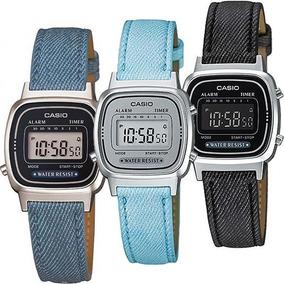 1d8eef6f6872 Reloj Casio Vintage Colores De Pulsera - Reloj de Pulsera en Mercado ...