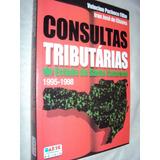 Consultas Tributárias Do Estado De Santa Catarina 1995-1998