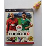 Fifa 12 Play Station Ps3 Grantizado