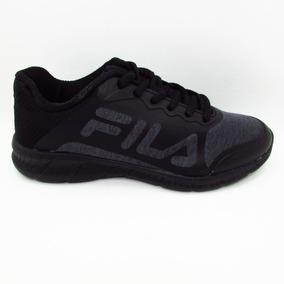 Tenis Fila Memory Formatic 5rm00140-001 Black Black