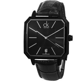 86deef75e85 Relogio Calvin Klein Black Stainless Jm1162 - Relógios De Pulso no ...