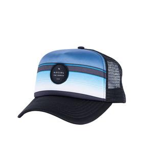 Boné Rip Curl Eclipse Trucker Aba Reta Promoção Original+nf 6470238b0e3