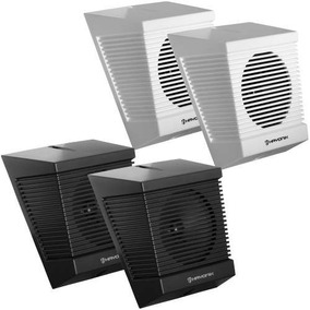 Caixa Acústica Hayonik Ambiente 10w Sa140 (par) - Kadu Som