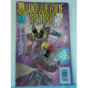 Hq-wolverine Gambit:vol.1:marvel Comics