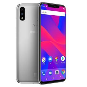 Smartphone Blu V Xi+ Dual Chip Tela 6.2 64gb Face Id