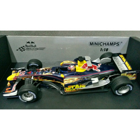 Mini 1/18 Minichamps F1 Red Bull Rb1 05 Gp Mônaco Star Wars
