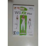 Juego Wii Fit Plus Para La Nintendo Wii