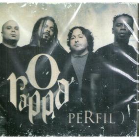 o cd do rappa perfil 2009
