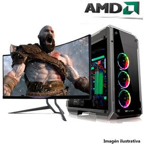 Pc Armada Gamer Amd Apu A6 X6 9500 1tb 4gb Ddr4 Kingston