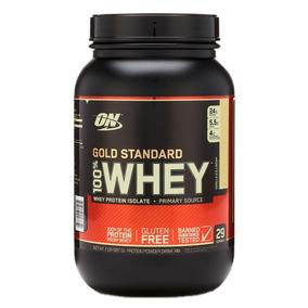 Whey Gold Standard 2lb On Vanilla Ice Cream