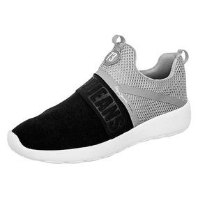 Tenis Pepe Jeans 2313 Koko Color Negro -gris Dama Pv