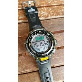 Reloj Casio Triple Sensor,no Tissot,citizen,seiko,invicta