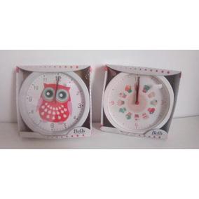546572135af Relogio Cozinha - Relógios De Parede em Curitiba no Mercado Livre Brasil