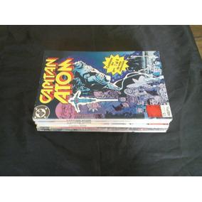 Pack Completo Capitan Atom - 20 Ejs