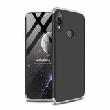 Pack Carcasa 360 Huawei Y9 2019/mica Vidrio Templado(regalo)