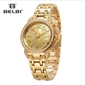 d3bd91a5364 Relógios De Mulheres Liga Quartz Bateria Do Relógio Luxo Top