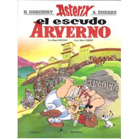Asterix El Escudo Arverno Numero 11 Planeta Excelente