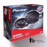 Parlantes Pioneer 6x9 Ts-a6966s 6x9