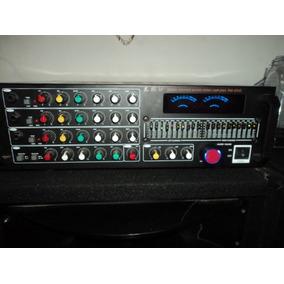 Planta Amplificador,casera,digital Karaoke,pm-4900, Lsv