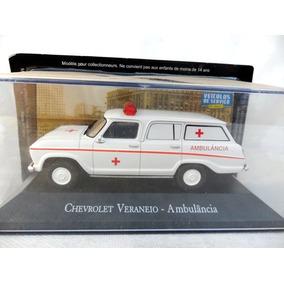 Veiculos Serviço Chevrolet Veraneio Ambulância Usado