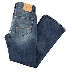 Jeans Abercrombie & Fitch. Talla 30x30