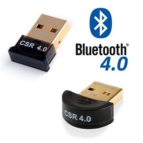 Adaptador Bluetooth 4.0 Csr Dongle Usb Para Computador